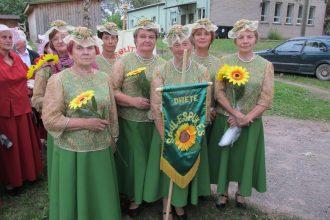 Ilūkstes novada seniori – dižkoncerta dalībnieki