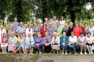 Subatē viesojās seniori no Jēkabpils