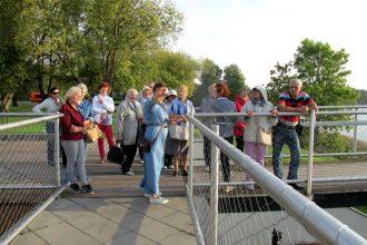 Ilūkstes novada seniori viesojas Lietuvā