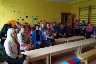 """Ilūkstes PII """"Zvaniņš"""" darbinieki devās pieredzes apmaiņas braucienā uz Lietuvu"""