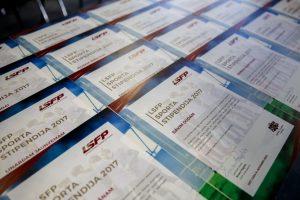 LSFP izsludina Sporta stipendiju konkursu