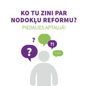 Tiesībsargs aicina iedzīvotājus aizpildīt aptaujas anketu par attieksmi un izpratni par nodokļu reformu