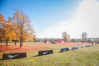 Ilūkstes novada Sporta skolas audzēkņi veiksmīgi piedalījās Latvijas čempionātā vieglatlētikas krosā