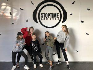 Bērnu un jauniešu centra mūsdienu deju grupa piedalījās deju pasākumā Daugavpilī