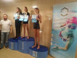 Sporta skolas jaunie peldētāji turpina priecēt