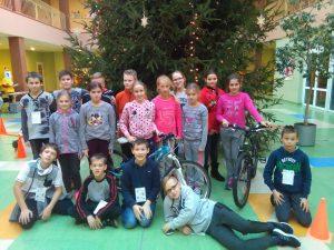 """Novada skolēni piedalījās CSDD konkursā velosipēdistiem """"Jauno satiksmes dalībnieku forums 2018"""""""
