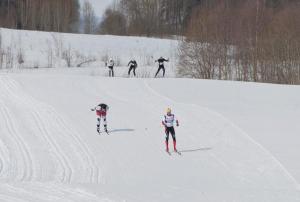 Aktīvās atpūtas cienītājiem ir iespēja slēpot Bebrenē