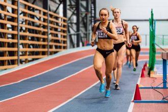 Latvijas čempionātā vieglatlētikā novada Sporta skolas audzēkņi izcīna 4 medaļas