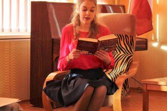 Ilūkstes Raiņa vidusskolā noslēgusies Skaļās lasīšanas sacensības I kārta