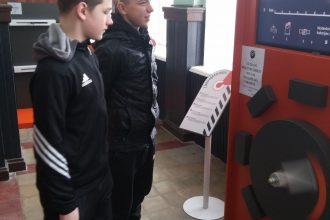 """Iesaistoties programmā """"Latvijas skolas soma"""", novada skolēni devās uz Gulbeni"""