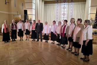 Aizvadīta ikgadējā Ilūkstes novada pensionāru biedrības sanāksme