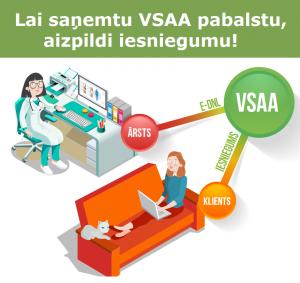 Bibliotēkā notiks apmācības par VSAA elektroniskajiem pakalpojumiem