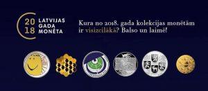 """Iespēja piedalīties erudīcijas spēlē """"Izzini Latvijas monētās iekaltās kultūrzīmes!"""""""