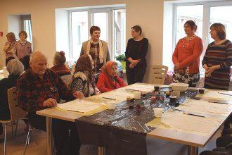 """LSK Daugavpils–Ilūkstes novadu komiteja realizē projektu """"Protam, varam, darām"""""""
