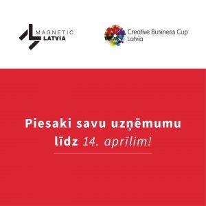 Pārdod savu ideju starptautiski: sākusies pieteikšanās Creative Business Cup 2019 nacionālajai atlasei
