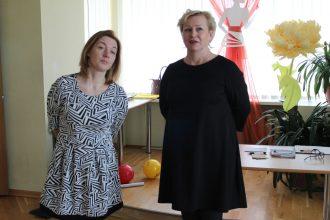 Ilūkstes novada sākumskolas skolotāji satikās radošā pēcpusdienā