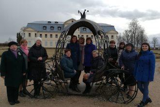 Ilūkstes novada sākumskolas skolotāji devās pieredzes apmaiņas braucienā uz Krāslavu