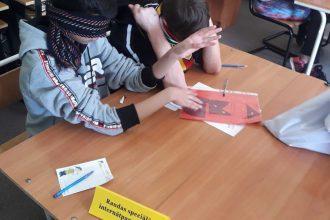 Raudas internātpamatskolas skolēni piedalījās Sēlijas novadu skolu lietpratības konkursā
