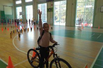 Ilūkstes novada velosipēdisti sacenšas Baložos