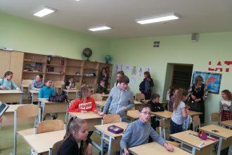4. klašu skolēni pārstāvēja novadu kombinēta satura olimpiādē Līvānos