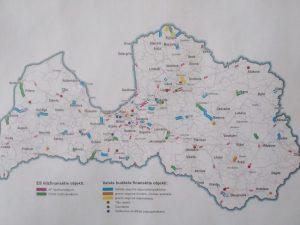 Latvijas Valsts ceļi šogad plāno atjaunot ceļu posmu no Ilūkstes līdz Dvietes pagriezienam