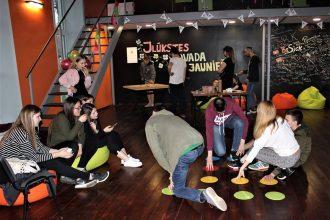 Ilūkstes novada jauniešu radošajam kvartālam tika svinēta 1.dzimšanas diena