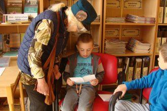 Bebrenes bibliotēkas pasākumi bibliotēkas nedēļā
