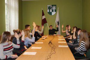 Novada Jauniešu dome iestājas par Ilūkstes novadu kā patstāvīgu Latvijas Republikas administratīvo teritoriju