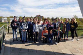Ilūkstes Raiņa vidusskolas skolēni turpina izzināt reģionu iespējas