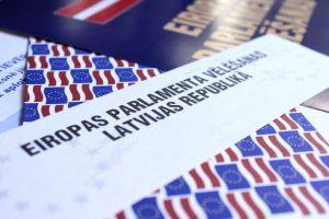 Vienlaikus ar Eiroparlamenta vēlēšanām notiek parakstīšanās par vēlētāju iniciatīvām