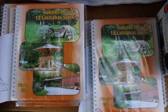 Pilskalnē aizvadīti Ilūkstes novada 12. lasīšanas svētki