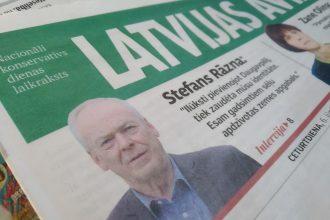 """""""Latvijas Avīze"""": Politiski vistrakāk teritoriālā reforma skar Ilūkstes novadu"""