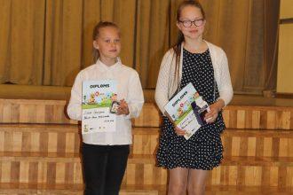 Esterei Fjodorovai iegūta 2. vieta velosipēdistu sacensībās Latvijā