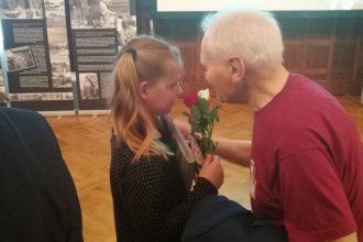"""Ance Annija Jaseviča – sacerējumu konkursa """"Sibīrijas bērni"""" uzvarētāja"""