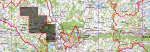 Līdz 20. jūnijam Latvijas Ģeotelpiskās informācijas aģentūra apsekos laukus Ilūkstes novadā