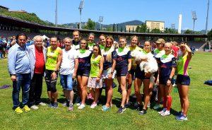 Ilūkstes novada Sporta skolas audzēkne startē sacensībās Itālijā