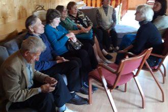 Lašu evaņģēliski luteriskā draudze apmeklēja Balvus