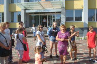 """Projekta """"Bērnu žūrija"""" grāmatu vērtētāji dodas ekskursijā"""