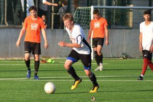 Ilūkstes futbola komanda izcīna 3.vietu Daugavpils čempionātā