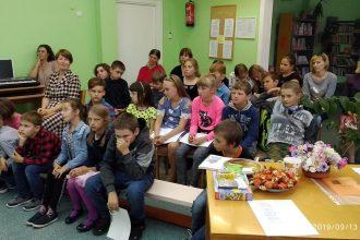Mazie subatieši piedalījās dzejas konkursā