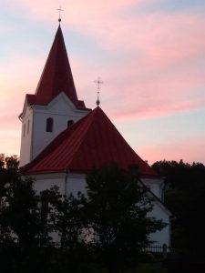 Lašu evanģēliski – luteriskā draudze informē par Pļaujas svētku dievkalpojumu