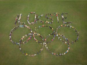 Novadā atzīmēja Olimpisko dienu