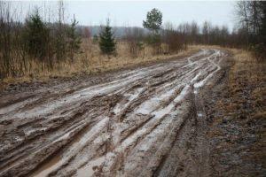 Uz grants autoceļiem Pilskalnes un Šēderes pagastā noteikti satiksmes ierobežojumi
