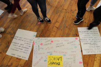 Raiņa vidusskolā notika Ilūkstes novada jauniešu forums