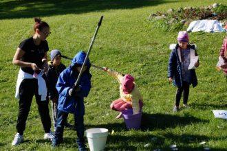 Ilūkstieši piedalās Eiropas skolu sporta dienas aktivitātēs Preiļos