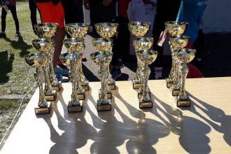 Ilūkstes Raiņa vidusskolas skolēni izcīnījuši medaļas rudens krosa stafetēs Preiļos