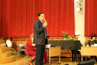 Latvijas Sarkanā Krusta Daugavpils–Ilūkstes novadu komiteja tiekas ikgadējā konferencē