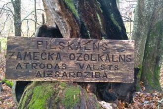 Latvija – Pilskalnes pilskalnos