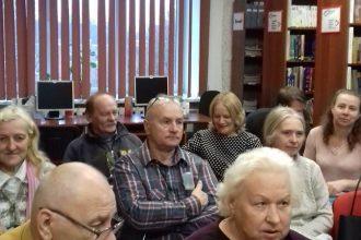 Bibliotēka pulcē dzimtas pētniekus