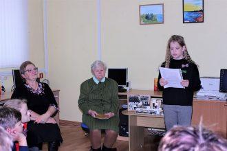 Bērnu bibliotēkā iepazīst Sibīrijas stāstus